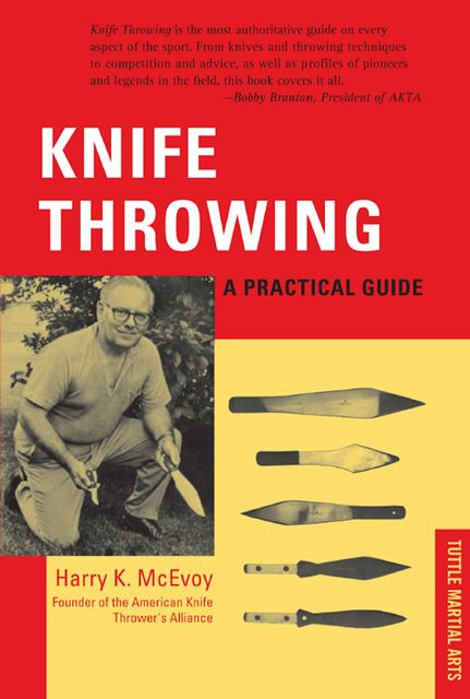 Knife Throwing, Harry K. McEvoy