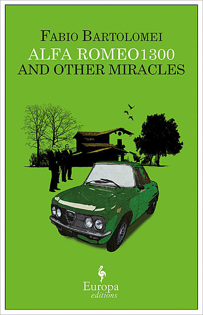 Alfa Romeo 1300 and Other Miracles, Fabio Bartolomei