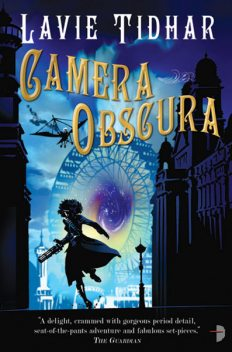 Camera Obscura, Lavie Tidhar