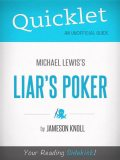 Quicklet on Liar's Poker by Michael Lewis, Jameson Knoll
