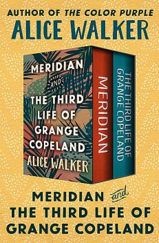 Meridian and The Third Life of Grange Copeland, Alice Walker