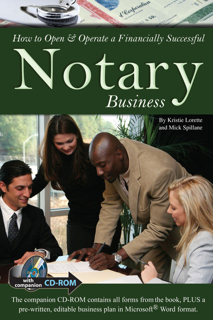 How to Open & Operate a Financially Successful Notary Business, Kristie Lorette