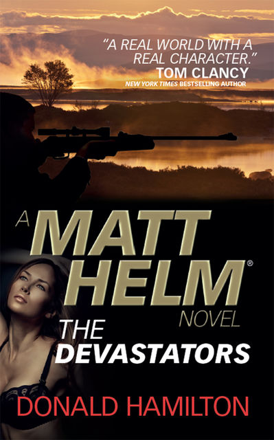 The Devastators, Donald Hamilton
