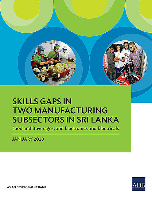 Skills Gaps in Two Manufacturing Subsectors in Sri Lanka, Asian Development Bank