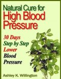 Natural Cure for High Blood Pressure: 30 Days Step By Step Lower Blood Pressure, Ashley K.Willington