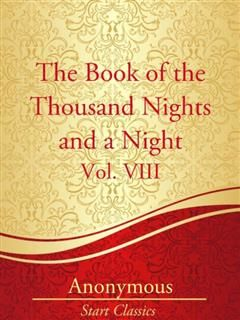The Book of the Thousand Nights and a Night, vol 8, Richard Burton