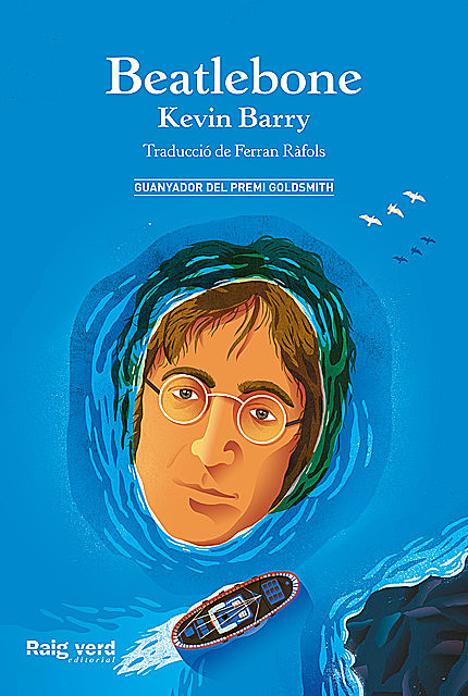 Beatlebone, Kevin Barry