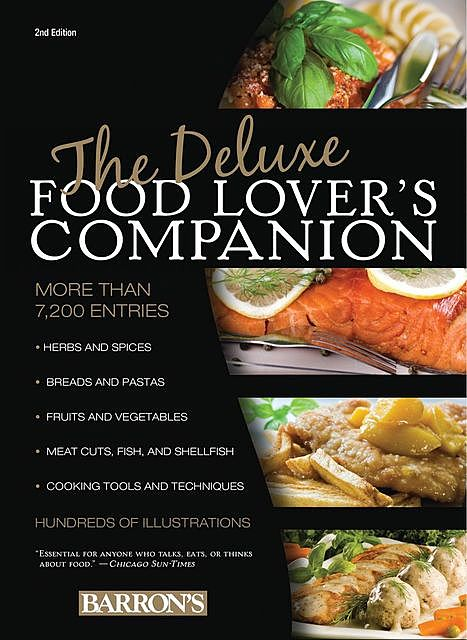 The Deluxe Food Lover's Companion, Ron Herbst, Sharon Herbst