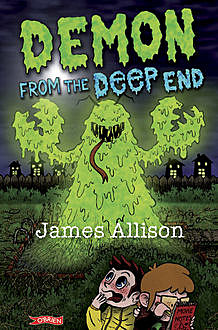 Demon from the Deep End, James Allison