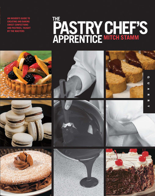 The Pastry Chef's Apprentice, Mitch Stamm