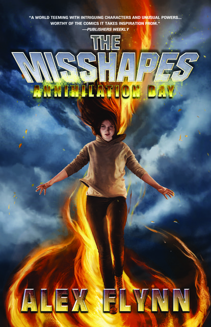 The Misshapes: Annihilation Day, Alex Flynn