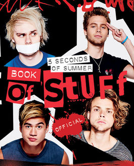 5 Seconds of Summer Book of Stuff, 5 Seconds of Summer