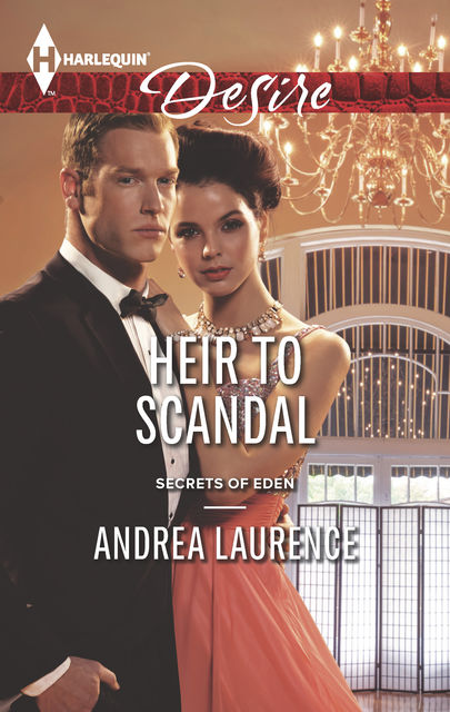 Heir to Scandal, Andrea Laurence