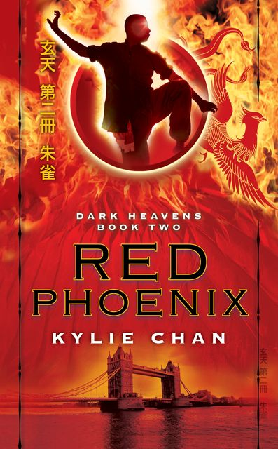 Red Phoenix (Dark Heavens, Book 2), Kylie Chan