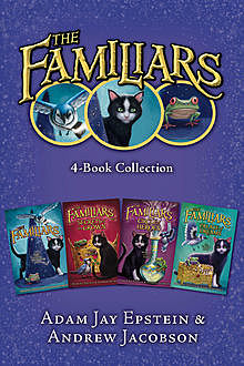 The Familiars 4-Book Collection, Adam Epstein