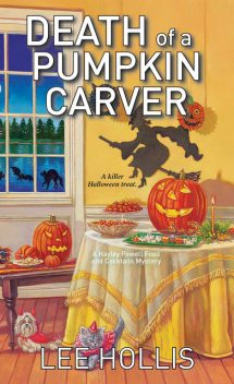 Death of a Pumpkin Carver, Lee Hollis