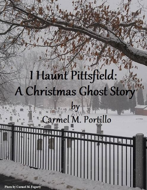 I Haunt Pittsfield: A Christmas Ghost Story, Carmel M.Portillo