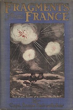 Fragments From France, Bruce Bairnsfather