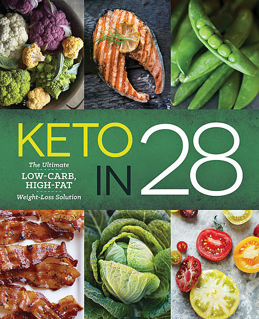 Keto in 28, Michelle Hogan
