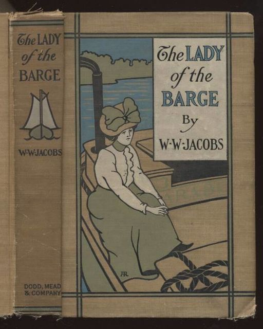 Captain Rogers / The Lady of the Barge and Others, Part 7, W.W.Jacobs