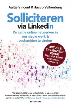 Solliciteren via LinkedIn, Aaltje Vincent, Jacco Valkenburg