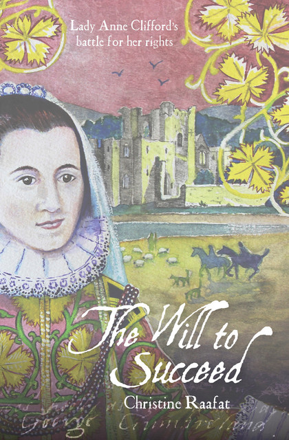 The Will to Succeed, Christine Raafat