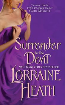 Surrender to the Devil, Lorraine Heath