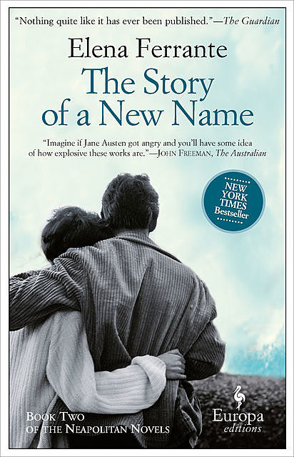 The Story of a New Name, Elena Ferrante