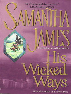 His Wicked Ways, Samantha James
