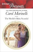 The Sheikh's Baby Scandal, Carol Marinelli