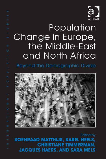 Population Change in Europe, the Middle-East and North Africa, Koenraad Matthijs