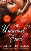 The Untamed Earl, Valerie Bowman