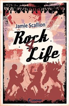 Rock 4 Life, Jamie Scallion