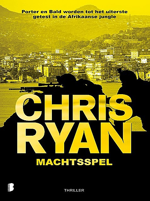 Machtsspel, Chris Ryan
