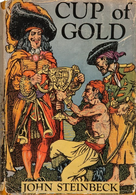 Cup of Gold, John Steinbeck