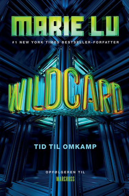 Wildcard (Warcross 2), Marie Lu