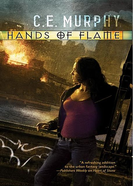 Hands of Flame, C.E.Mutphy