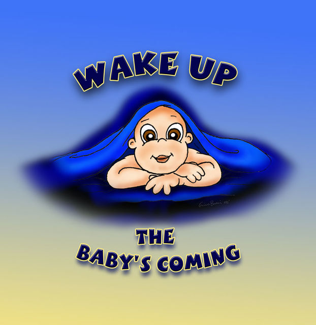 Wake Up, the Baby's Coming, Tiziana Ciccone