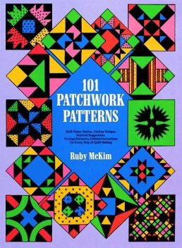 101 Patchwork Patterns, Ruby S.McKim