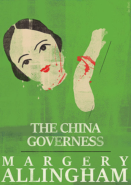 The China Governess, Margery Allingham