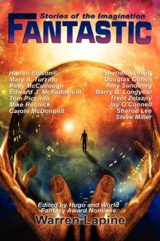 Fantastic Stories of the Imagination (with linked TOC), Harlan Ellison