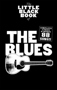 The Little Black Book Of The Blues, Adrian Hopkins