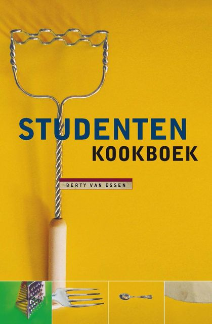 Studentenkookboek, Berty Essen