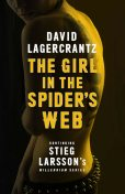 The Girl in the Spider's Web, David Lagercrantz