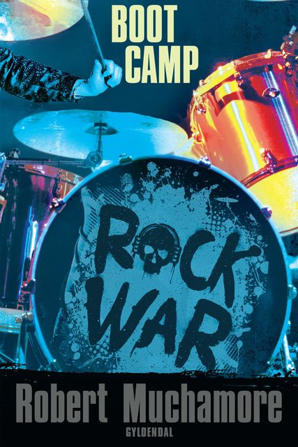 Rock War 2 – Boot Camp, Robert Muchamore