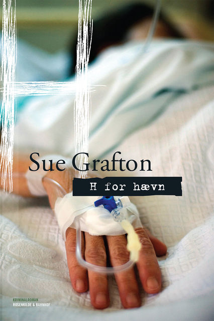 H for hævn, Sue Grafton