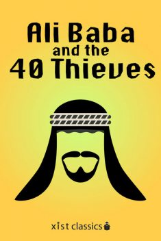 Ali Baba and the Forty Theives, Kate Douglas Wiggin