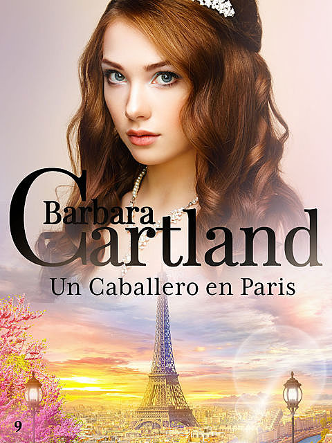 Un Caballero en Paris, Barbara Cartland