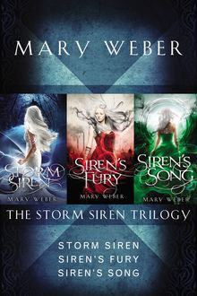 The Storm Siren Trilogy, Mary Weber