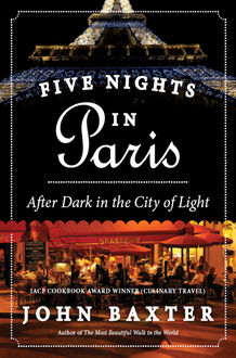 Five Nights in Paris, John Baxter